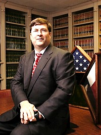 Bob Goss, founder of the Law Office of Robert B. Goss, P.C.