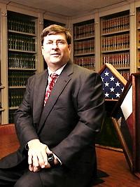 Bob Goss, founder of the Law Office of Robert B. Goss, P.C.