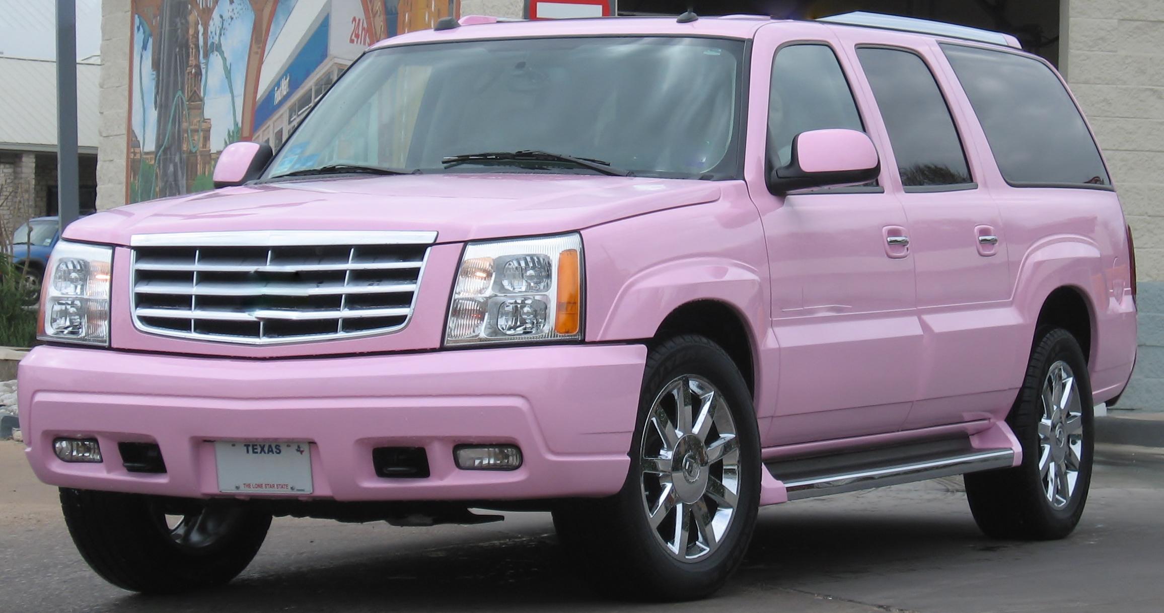 Pinkscalade